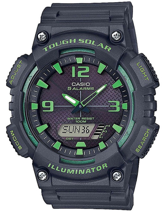 Часы Casio Collection AQ-S810W-8A3VEF